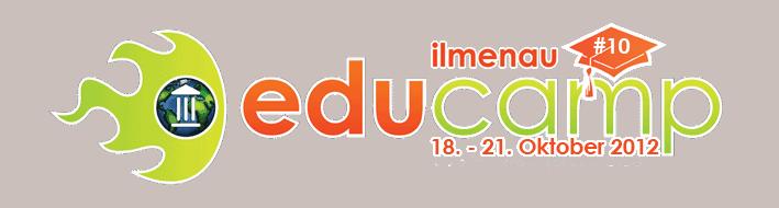 Banner EduCamp Ilmenau 2012